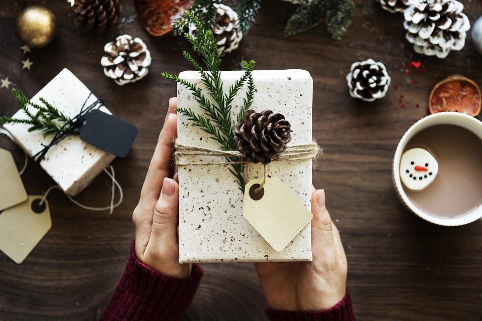 Pour être à l'heure des aubaines de Noël